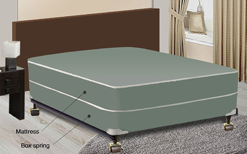 Spinal Solution Vinyl Waterproof Orthopedic Innerspring Mattress Review