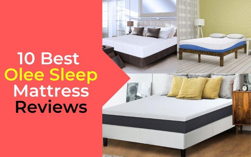 Olee Sleep Mattress Reviews
