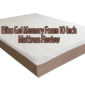 Bliss Gel Memory Foam 10 Inch Mattress Review
