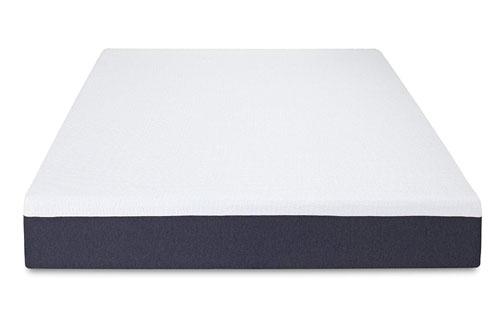 Olee Sleep 10 Inch EOS Multi Layer Gel Infused Memory Foam Mattress Cover
