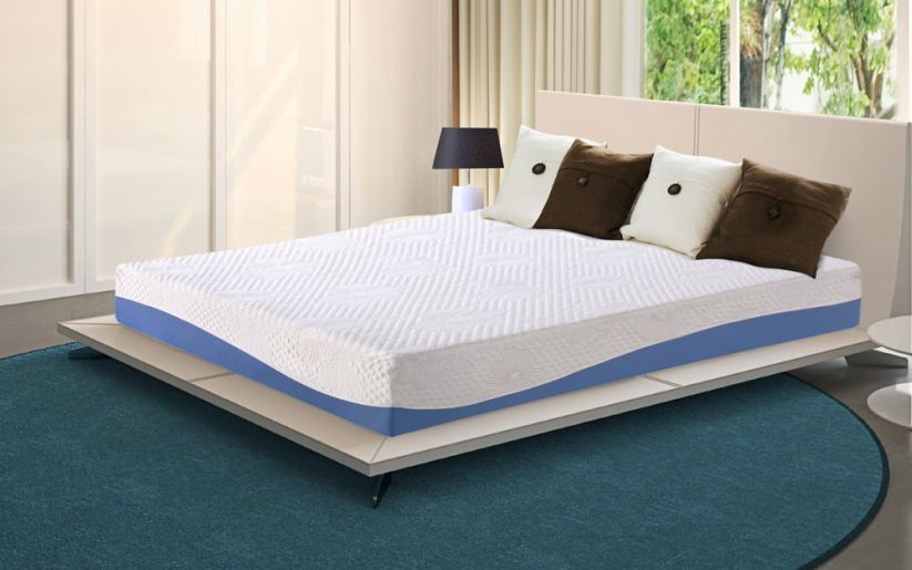 Olee Sleep 10 Inch Gel Infused Review: Layer Top Memory Foam Mattress