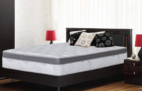 Olee Sleep 13 Inch Galaxy Hybrid Gel Infused Memory Foam and Pocket Spring mattress review