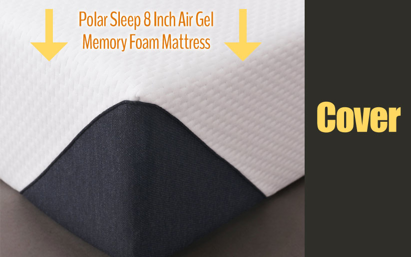 Polar Sleep mattress cover