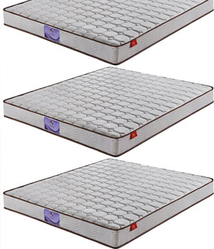 SAVANNA 8 Inch Independently Encased Coil Spring Mattress