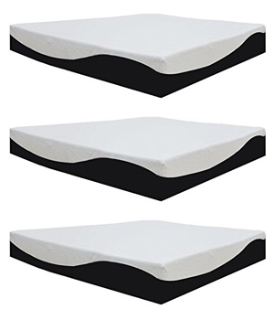 Spinal Solution 8 Inch Gel Memory Foam Orthopedic Mattress