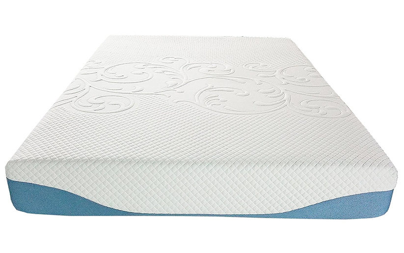 Synwell Sleep 10 Inch Gel Infused Ventilation Memory Foam Mattress Review