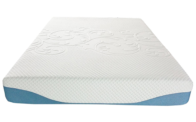 "Synwell Sleep Reviews: 10"" Gel Infused Memory Foam Mattress"