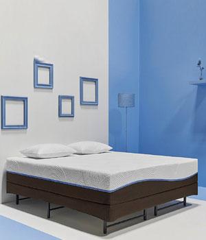 Thrive Wonder gel memory foam mattress