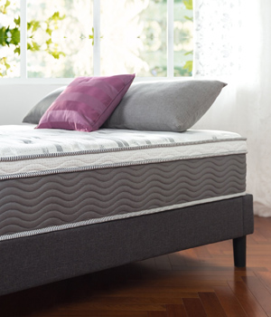 Zinus 12 Inch Performance Plus Extra Firm Spring Mattress