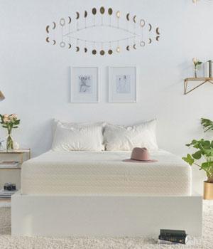 Brentwood Home Memory Foam Mattress Under $500