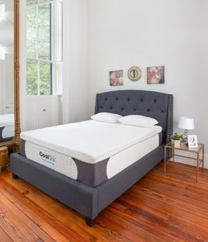 Classic Brands Memory Foam Mattress Under $500