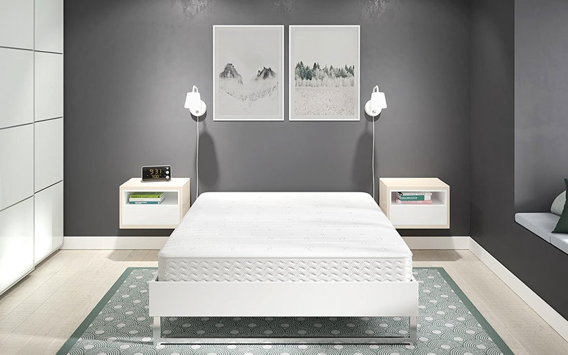 Signature Sleep Contour 8 Inch Independently Encased Coil Mattress Review