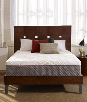 Sleep Shiloh Memory Foam Mattress Under $500