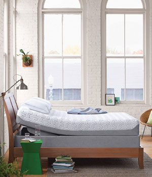 TEMPUR-Flex Hybrid Prima Medium-Firm Mattress