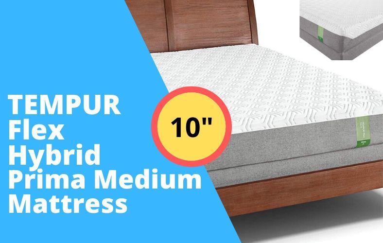 TEMPUR-Flex Hybrid Prima Medium Mattress Review