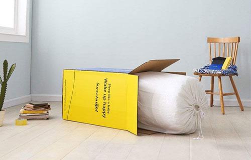 Sweetnight 10 Inch Gel Memory Foam Mattress In A Box