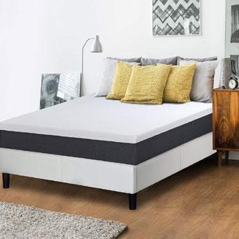Olee Sleep 10 Inch Eos Memory Foam Mattress Under $300