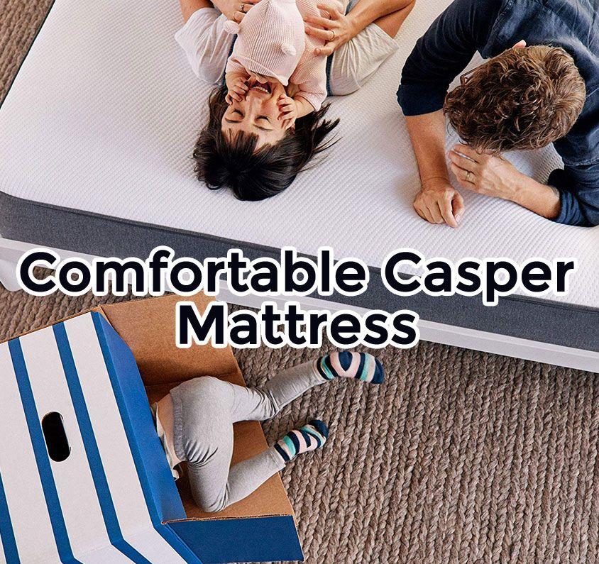 Casper Mattress Comfort