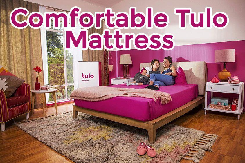 Tulo Mattress Comfort