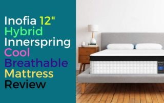 Inofia 12 Inch Hybrid Innerspring Mattress Review