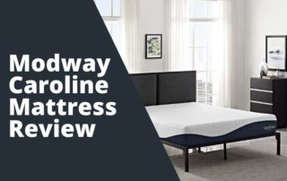 Modway Caroline Mattress Review