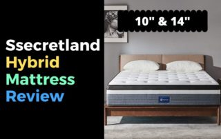 Ssecretland Hybrid Mattress Review