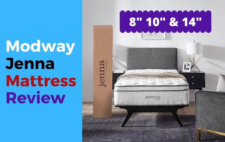 Modway Jenna Mattress Review