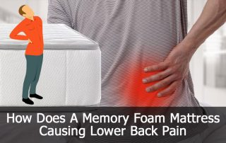 Memory Foam Mattress Causing Lower Back Pain
